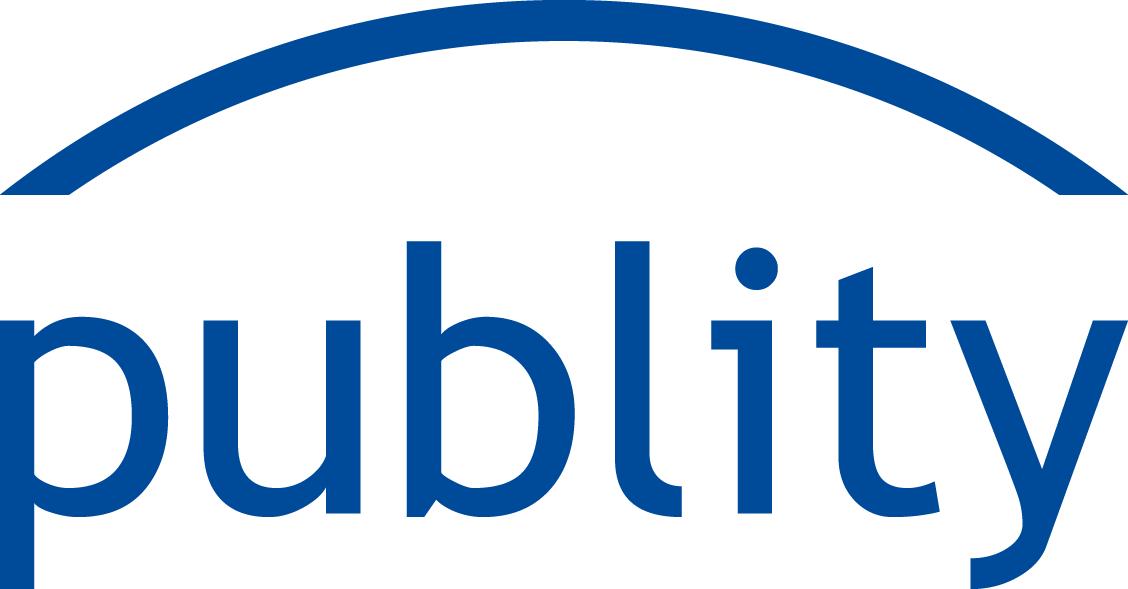 Logo von publity AG