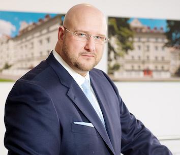 Andreas Schrobback, CEO AS Unternehmensgruppe Holding GmbH