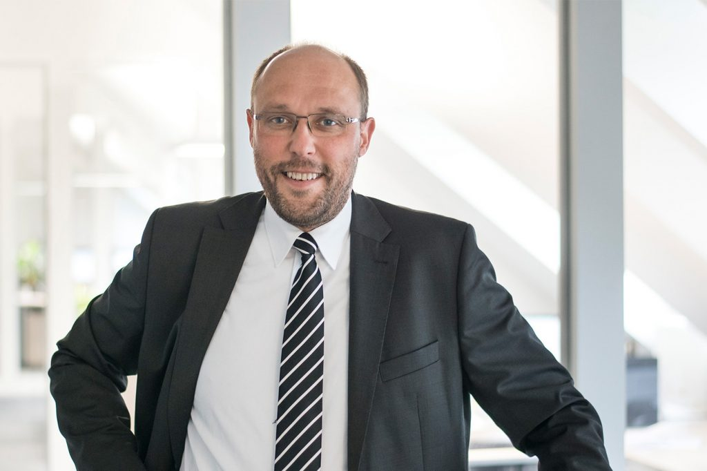 (Diplomkaufmann Lars-Klaus Bergmann (64) aus Kassel, Vorstand der IMMOVATION Immobilien Handels AG aus Kassel © IMMOVATION AG)
