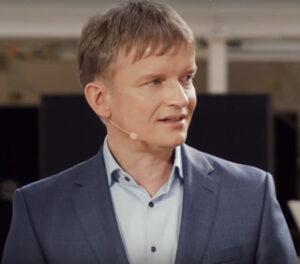 Dr. Gunter Erfurt aus Sachsen ist seit April 2020 neuer CEO bei der Schweizer Meyer Burger Technology AG aus Thun © Meyer Burger Technology AG
