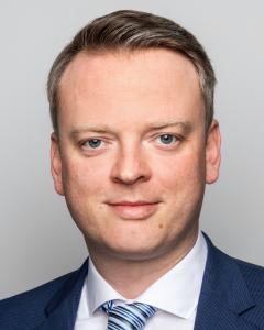Green Investment-Spezialist Carsten Schwarz (38) aus Schwanewede, Betriebsvorstand der Energiekontor AG aus Bremen © Pressefoto Energiekontor AG