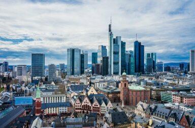 Neue Wolkenkratzer Projekte in Deutschland