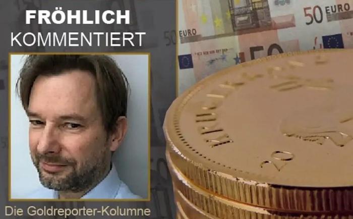 Goldreporter.de-Herausgeber Jürgen Fröhlich (55) aus Zirndorf bei Bayern © eQuity Media e.K., Zirndorf