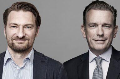 Teilen sich je zur Hälfte eine DFI Real Estate AG in Düsseldorf: Vorstand Diplom-Bauingenieur Andreas Fleischer (48, links) aus Ratingen in NRW und Aufsichtsrat Jörn Reinecke (49) aus Hamburg © DFI Real Estate